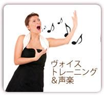ヴォイストレーニング&声楽